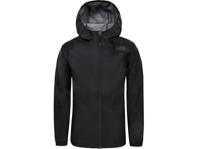 The North Face Zipline Veste imperméable Garçon, tnf black